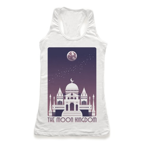 The Moon Kingdom Racerback Tank Top