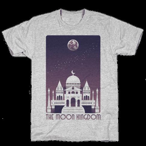 The Moon Kingdom Mens T-Shirt