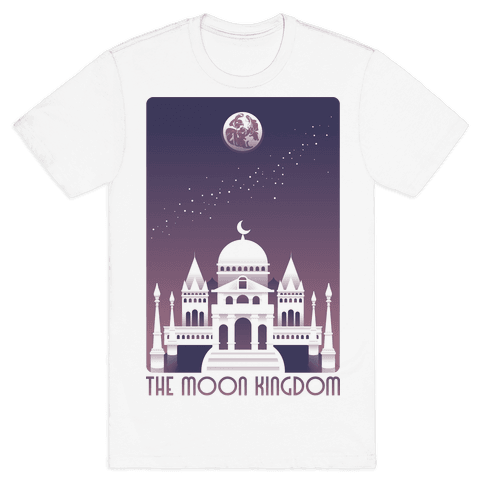 The Moon Kingdom Mens T-Shirt