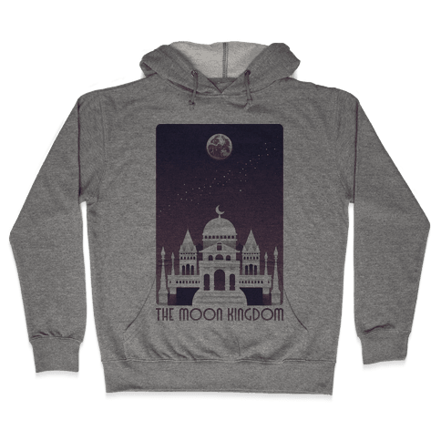 The Moon Kingdom Hooded Sweatshirt