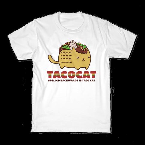 Tacocat Kids T-Shirt