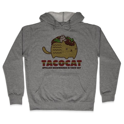 Tacocat Hooded Sweatshirt