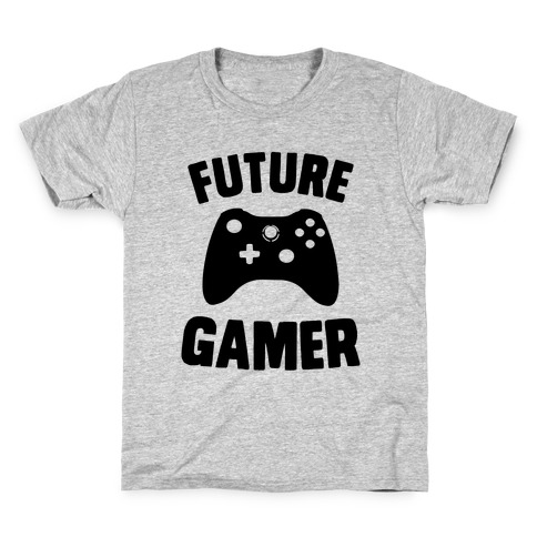 Future Gamer Kids T-Shirt