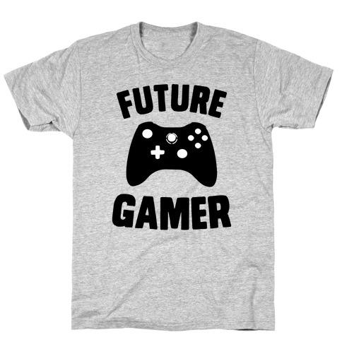 Future Gamer Mens/Unisex T-Shirt