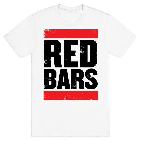 Red Bars T-Shirt