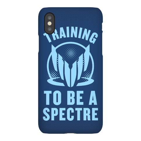 Training To Be A Spectre (Paragon) Phone Case