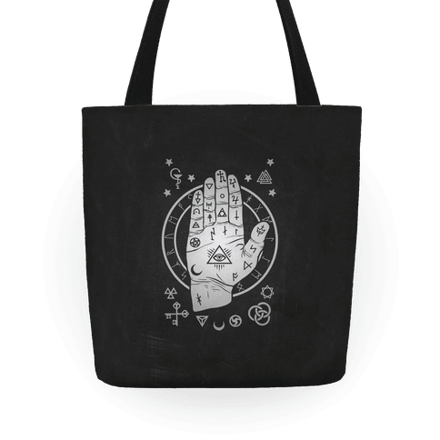Occult Hand Tote