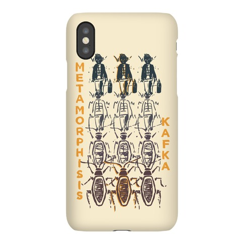 Kafka's Metamorphosis Phone Case