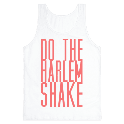 Harlem Shakin (glow) Tank Top