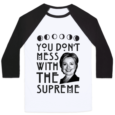 You Don't Mess With The Supreme
