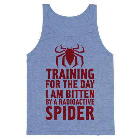 Training For The Day Tank Top