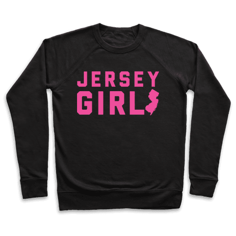 Jersey Girl (Pink) Pullover