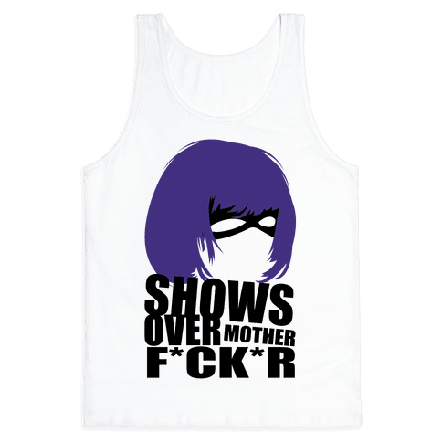 Shows Over Tank Top