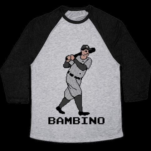 The Babe Baseball Tee