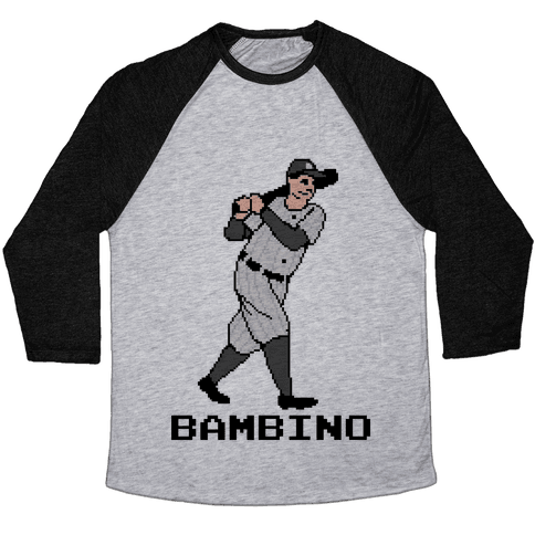 The Babe Baseball Tee
