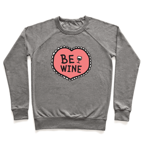 Be Wine Pullover