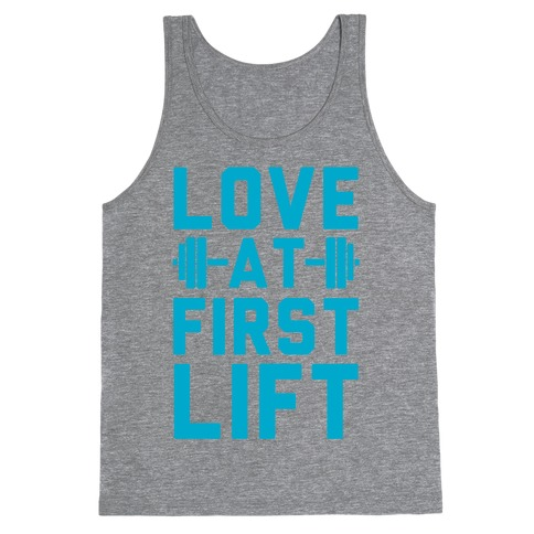 Love At First Lift Tank Top