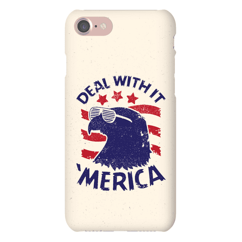Deal With It Phone Case