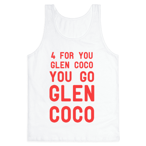 You Go Glen Coco Tank Top