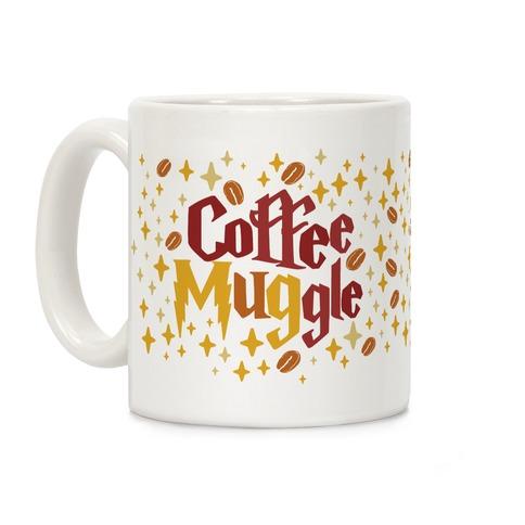 Coffee Muggle Coffee Mug