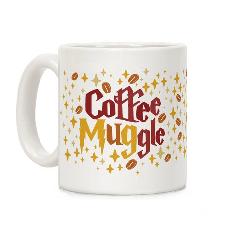 Coffee Muggle Coffee Mug