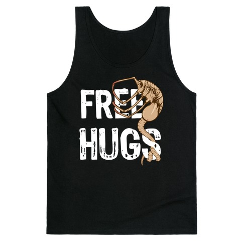 Free Facehugger Hugs (Tank) Tank Top