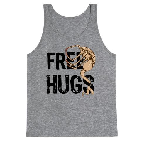 Free Facehugger Hugs (Tank) Tank Top