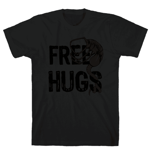 Free Facehugger Hugs (Tank) Mens T-Shirt