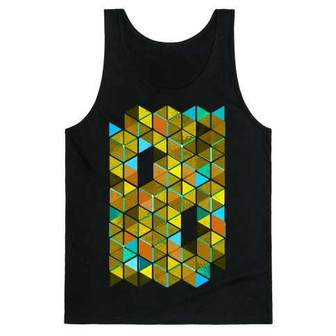 Colorful Tiles Tank Top