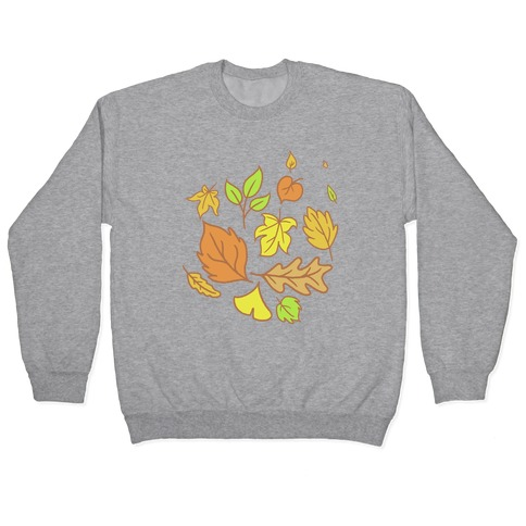 Autumn Leaves Pullover