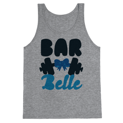 Bar Belle Tank Top