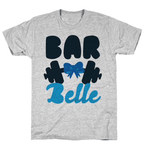 Bar Belle Mens T-Shirt