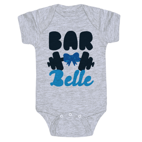 Bar Belle Baby Onesy