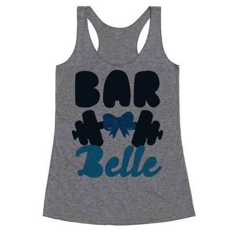 Bar Belle Racerback Tank Top