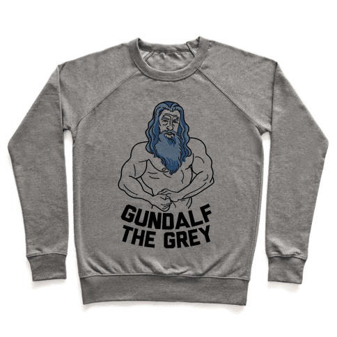 Gundalf The Grey Pullover