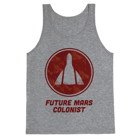 Baby Future Mars Colonist Tank Top