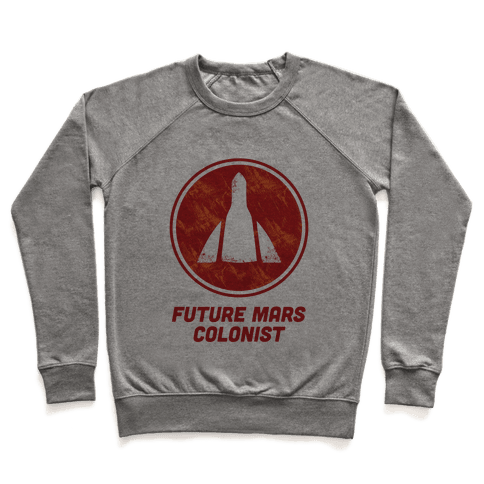 Baby Future Mars Colonist Pullover