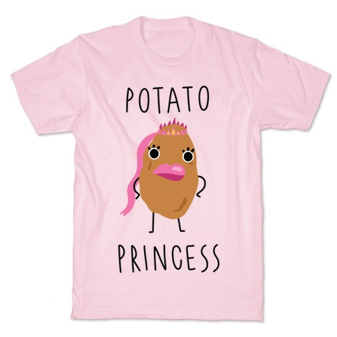 Potato Princess T-Shirt