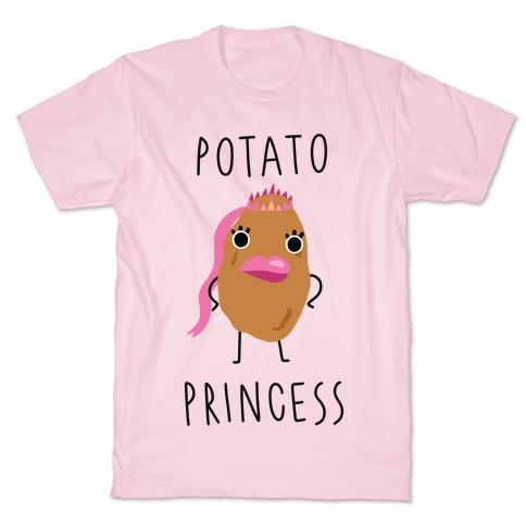 Potato Princess T-Shirt