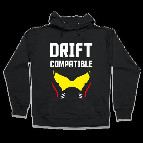 Drift Compatible Hooded Sweatshirt