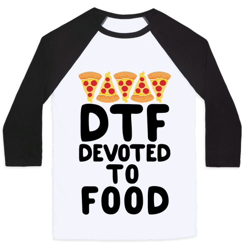 DTF: Devoted To Food