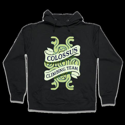 Colossus Climbing Team Hooded Sweatshirt