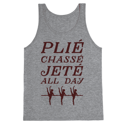 Pli Chass Jet All Day Tank Top