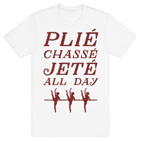 Pli Chass Jet All Day Mens T-Shirt