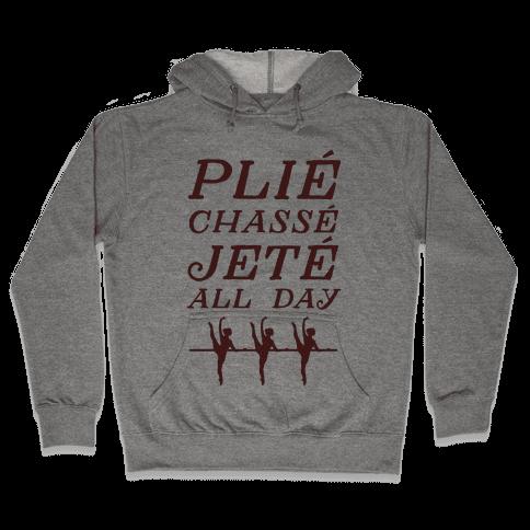 Pli Chass Jet All Day Hooded Sweatshirt
