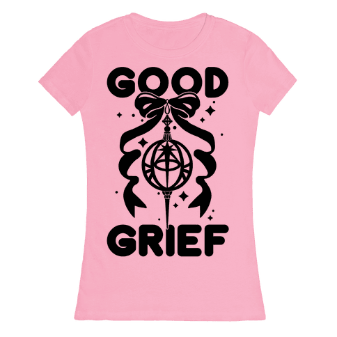 Good Grief Womens T-Shirt