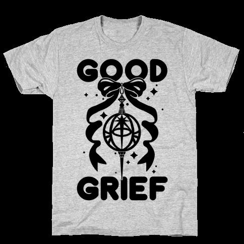 Good Grief Mens T-Shirt