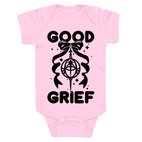 Good Grief Baby Onesy
