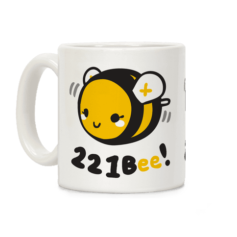 221 Bee Coffee Mug