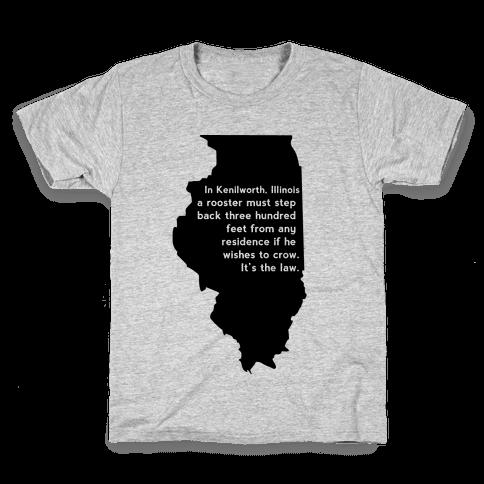 Dumb Laws Kids T-Shirt